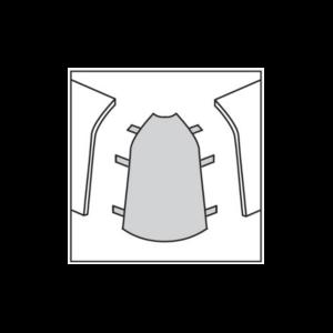 fs 2055 außeneck kunststoff