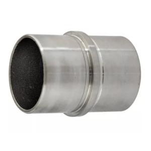 70.01.3590.0 rohrverbinder mit ring v2a f. rohr 42,42,0mm aisi 304, korn 320 5